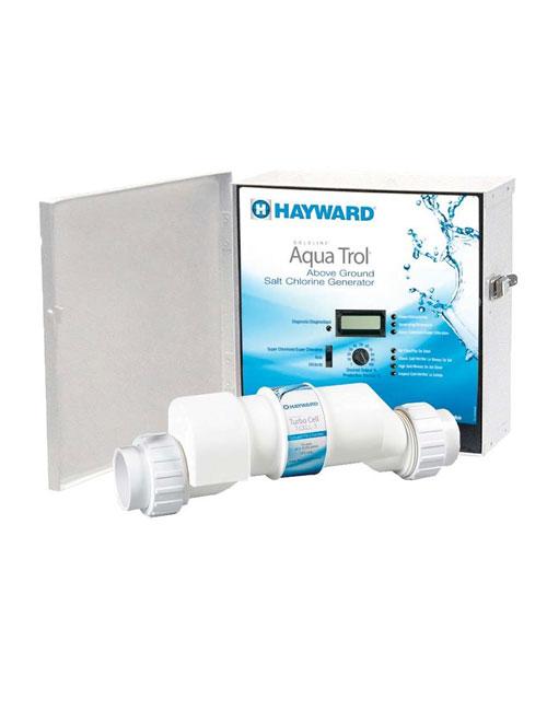 Le système au sel AquaTrol est disponible chez Au Coin du Feu.
