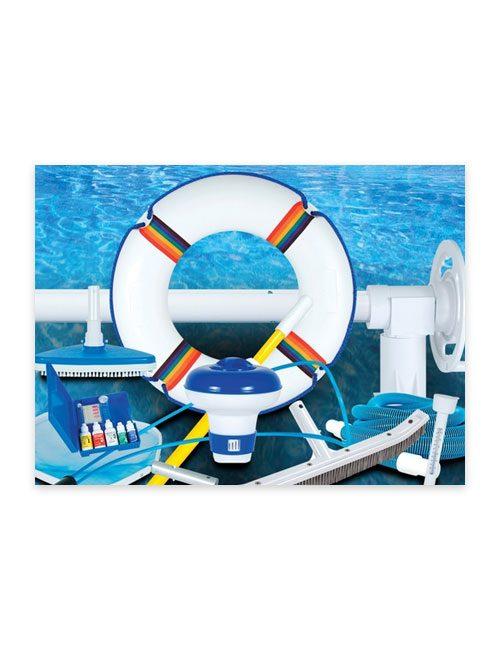 Accessoires de piscine disponibles chez Au Coin du Feu.