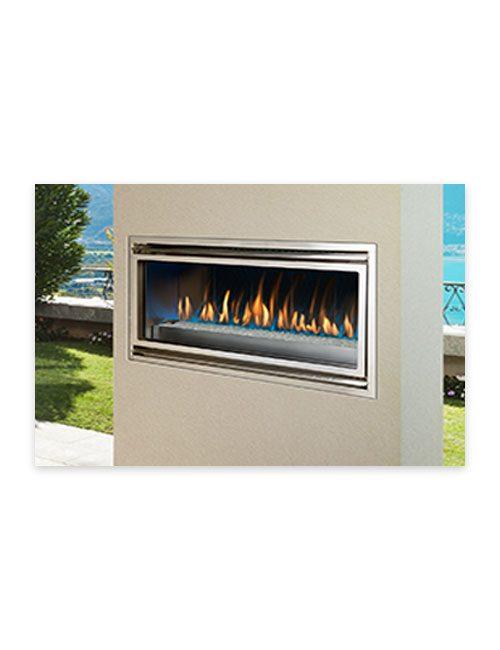Foyers ext rieurs au gaz au coin du feu for Foyer exterieur au gaz