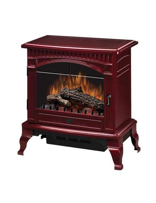 Foyers lectriques au coin du feu produits de chauffage rimouski - Poele electrique effet feu de bois ...